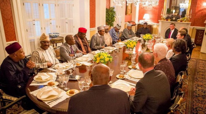 Postcard from Brussels on President Buhari U.S. State Visit