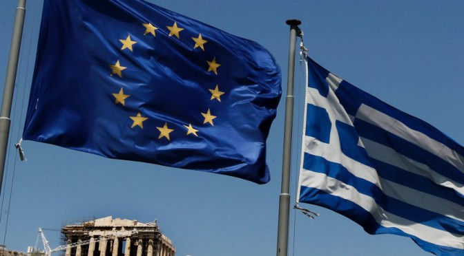 Europe – an even bigger failure than Greece
