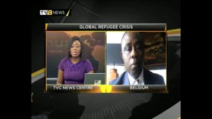 Interview on refugee crisis in Europe