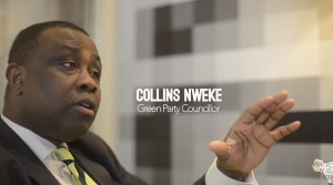 Collins Nweke at Inside the Issues Dec 2015