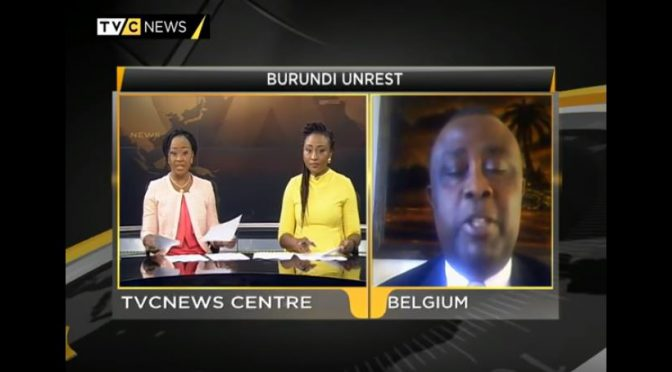 Breaking the Burundi Peace and Crisis Circle